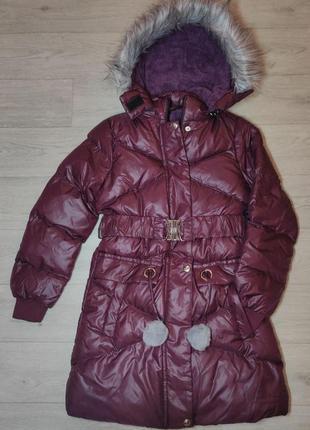 Зимняя куртка, удлиненная, турция. (арт. 14)