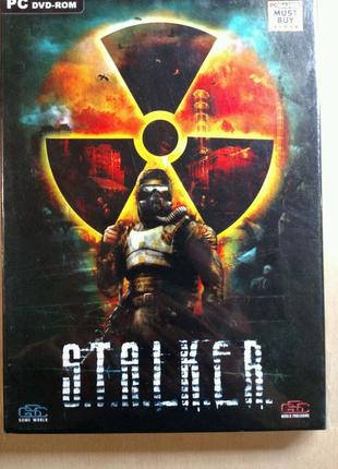 Игра S.T.A.L.K.E.R. STALKER Тени Чернобыля для PC / ПК