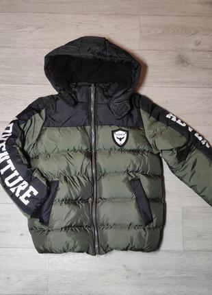 Зимняя куртка для мальчика. турция. (арт.314)