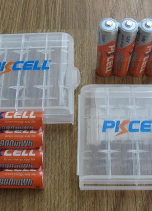 PKCELL AAA 1,6V Ni-Zn 900 mWh аккумулятор мизинчиковый