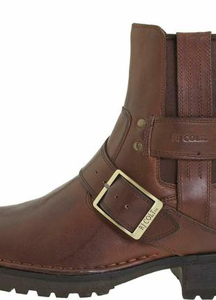 Ботинки кожаные стильные RJ Colt Maxwell (Б – 368) 48 - 49 размер