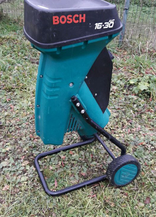 Оригинальный немецкий BOSCH 1600W веткорез измельчитель веток сад