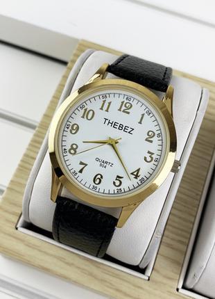 Chronte Thebez 904 Black-Gold-White