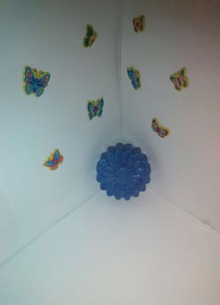 Мыло ручной роботы (Синяя ромашка)