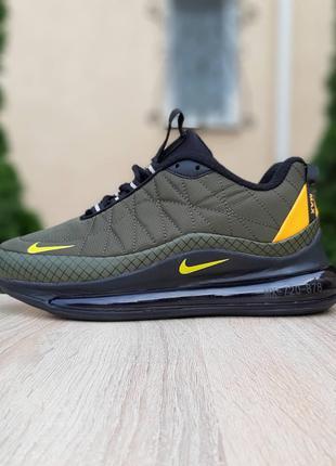Зимние Мужские Ботинки Кроссовки Nike Air Max 720 - 878 (41-46)