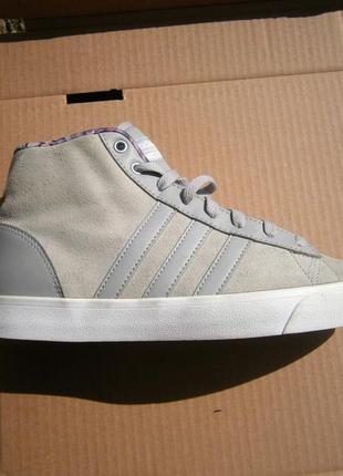 Ботинки adidas neo cloudfoam daily qt mid  (aw4211) оригінал