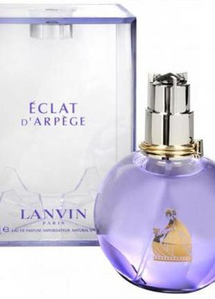 Парфюмерная вода lanvin eclat d`arpege 100 мл. распродажа
