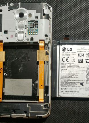 LG G2 VS980 разборка