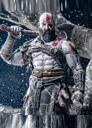 Кратос Neca God of War Game PS4 Kratos