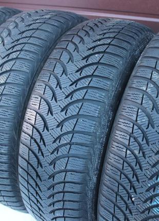 195\185-65-R15 комплект зимняя резина шины MICHELIN ALPIN GERMANY