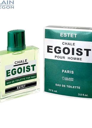 Chale Egoist Estet edt 90ml