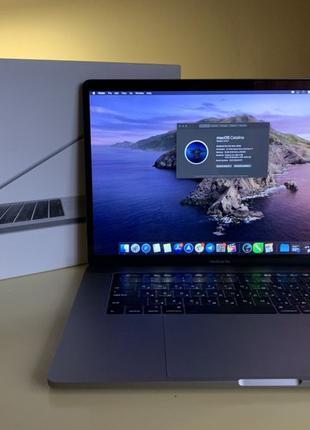 """Macbook pro 15"""", i7/1TB ssd/16 ozu/Radeon pro 455 2gb"""