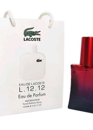 Lacoste Eau De L.12.12 Blanc (Лакост Эу де Лакост Л.12.12)в подар