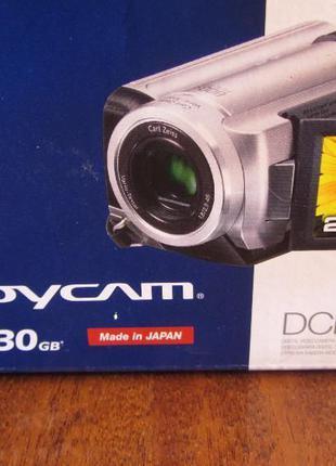Видеокамера SONY DCR-SR40E.
