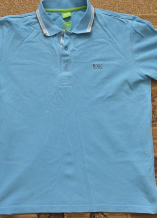 Мужская футболка поло Hugo Boss