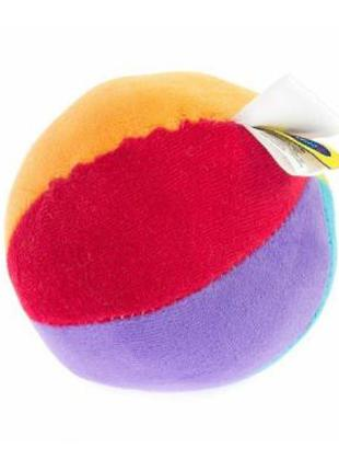 Мягкая игрушка Goki Шарик с погремушкой (65042G) 344608