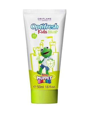 Детская зубная паста disney «мини-маппеты»