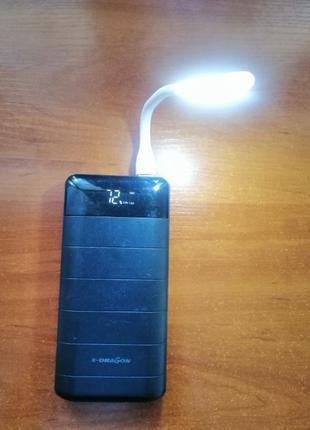 Светодиодная USB Подсветка Для Ноутбука Led Фонарик Светильник