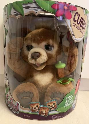 Интерактивный Медвежонок Кабби мишка Каби куби FurReal Friends...