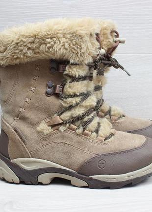 Зимние термо ботинки hi-tec waterproof, размер 34 (сапоги с ме...