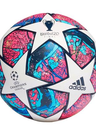 Футбольный мяч Adidas Finale Istanbul 2020 Competition FIFA (разм