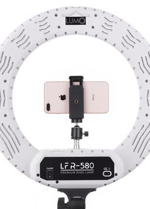 100 Ватт | Кольцевая лампа LUMO™ LF R-580 | Кольцевой свет 45 см.