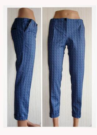 Брюки офисные женские. брюки укороченные