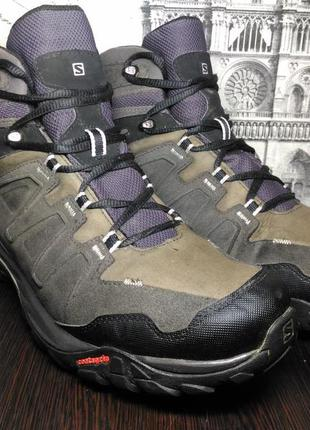 -salomon escape mid ltr gtx