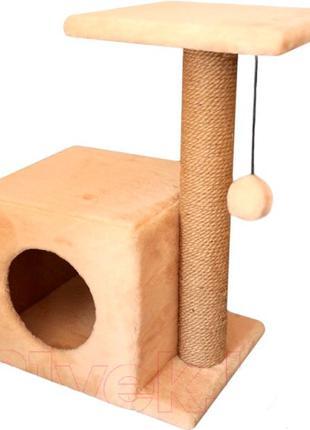 Домик для кота, игровой комплекс, когтеточка