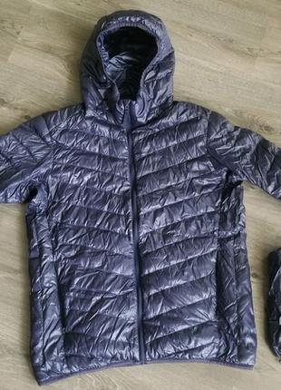 Пуховик куртка ультралегкая uniqlo