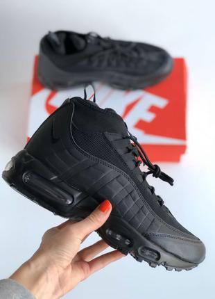 🆘 Nike Air Max 95 Black 🆘