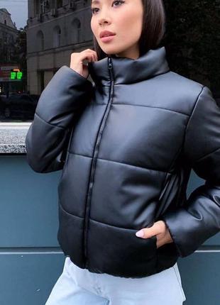 Куртка теплая, Куртка осень-зима, Куртка в стиле Zara, Стильна...
