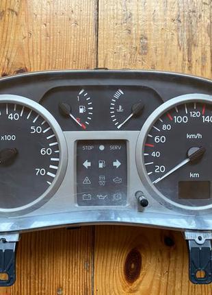 Приборная панель Приборка Рено Клио Clio дача Логан 21659071