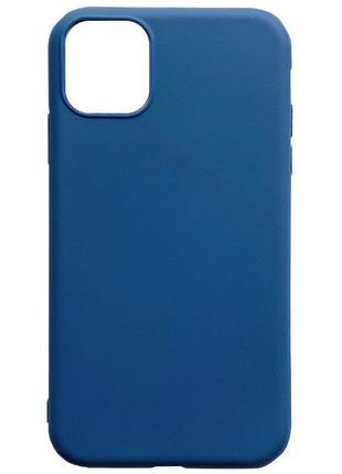 Силиконовый чехол Candy для Apple iPhone 12 Pro / 12 Айфон