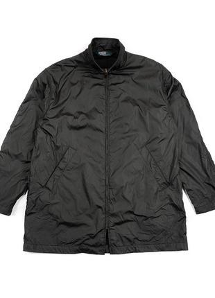 Polo by ralph lauren мужская куртка плащ