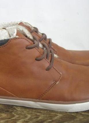 Утепленные ботинки next р.35.5
