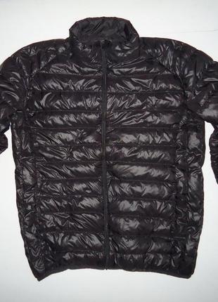 Куртка пуховик kitaro men черный германия (l)