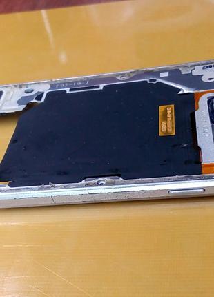 Корпусная рамка Samsung S6 (G920F)