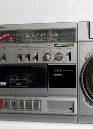 Магнитола Hitachi 7700E