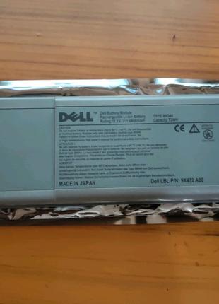 Аккумулятор для ноутбука Dell 8N544 Latitude D800 / 11.1V 6500mAh