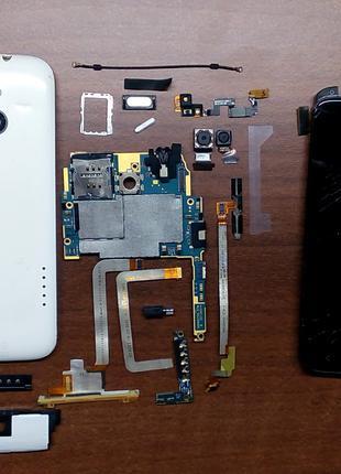 Детали  HTC One X