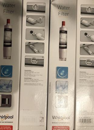 Фильтр для воды/льда к холодильникам Whirlpool Wpro 484000008726