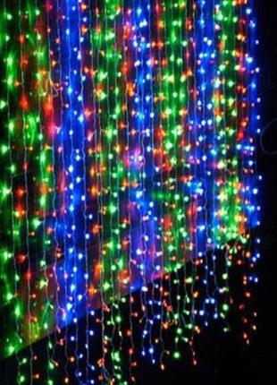 Гирлянда Водопад 240 LED