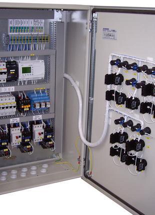 Продам шкаф автоматического управления приточно/вытяжной системы.