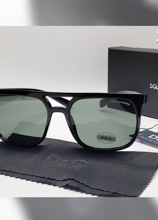 Стильные мужские очки солнцезащитные