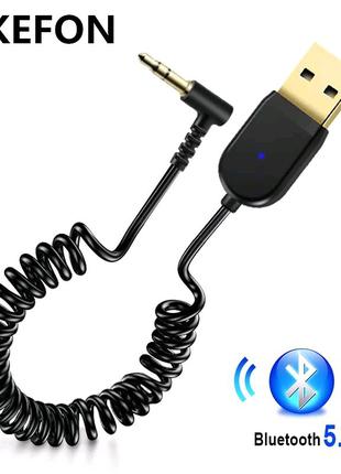Bluetooth AUX USB стерео аудио адаптер для Android iPhone