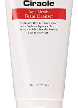 Пенка для проблемной кожи Ciracle Anti-Blemish Foam Cleanser