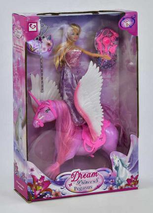 Кукла с лошадкой К 887-27