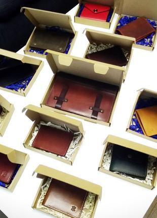 Изделия из кожи кошельки, портмоне, обложки ручной работы