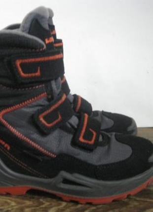 Зимние ботинки lowa  goretex р.31